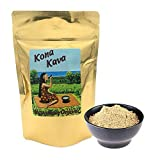 Kona Kava Farm Gourmet Formula Instant 9% Kavalactone Powder Mix | Potent Maximum Power Micronized Supplement Drink | Pure Happiness, Joy & Energy Now in a Cup | Premium Quality (Cocoa, 4 oz)