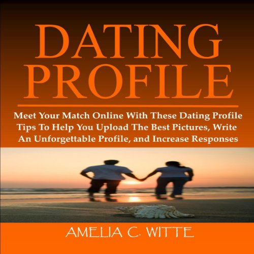 Dating Profile audiobook cover art