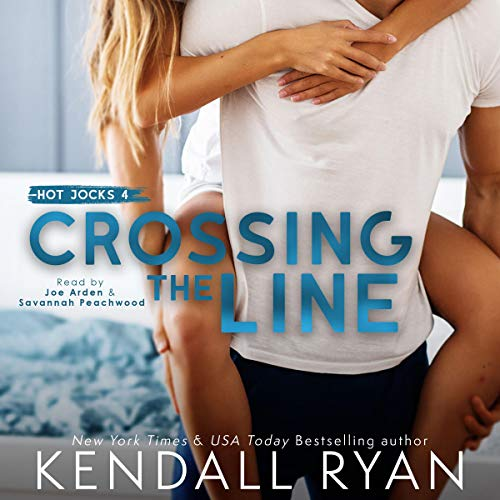 Page de couverture de Crossing the Line