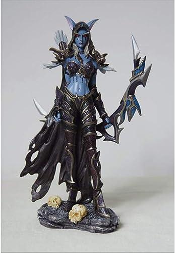 Todo en alta calidad y bajo precio. QCRLB Estatua de Juguete de de de World of Warcraft Modelo de Juguete Sylvanas Windrunner, Juguete de decoración de Oficina en casa - 18 CM Modelo de Juguete  marca