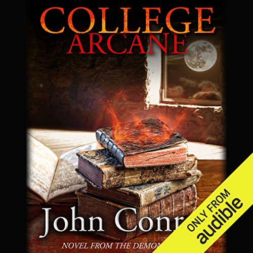 College Arcane audiobook cover art