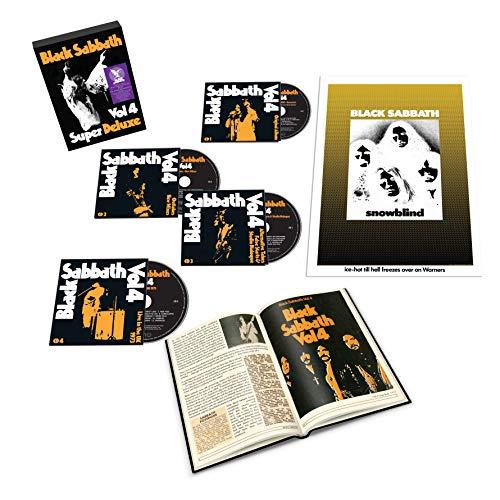 Vol.4 (Super Deluxe 4CD Box Set)