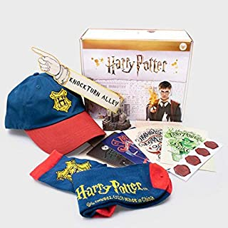 CultureFly Harry Potter Exclusive Collectors Box