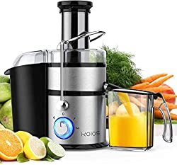 KOIOS Centrifugal Juicer Machines - best juicer under 100