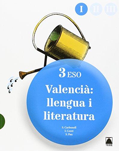 Valencià: llengua i literatura 3 - 9788430789900