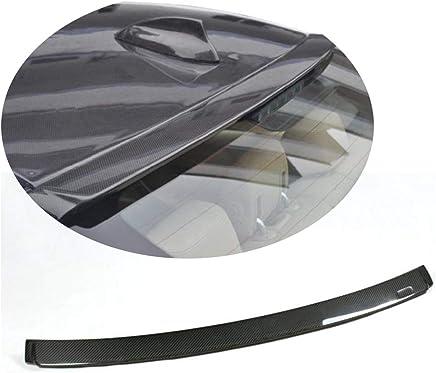 Para BMW 3Series F30Sedán 2012–2016mcarcar Kit carenados laterales Splitters Fibra de Carbono moldeado Guardia delantales Spoiler