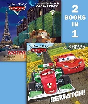 Rematch!/Mater in Paris (Disney/Pixar Cars) (Deluxe Pictureback) by Frank Berrios (2013-01-08)