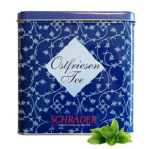 Schwarzer Tee Ostfriesen Klassiker-Sortiment, 4 x 125g