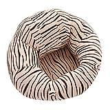 Lilon Asiento de peluche para niños pequeños que aprenden a sentarse, cojín de sofá, asiento de peluche, suave, cómodo, juguete para niños de 4 a 11 meses