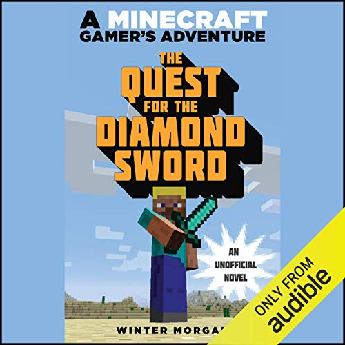 Quest for the Diamond Sword cover art
