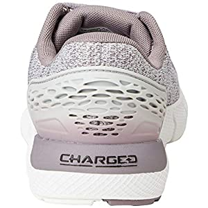 Under Armour Women's Charged Rogue 2 Twist Running Shoe, Slate Purple (500)/White, 10