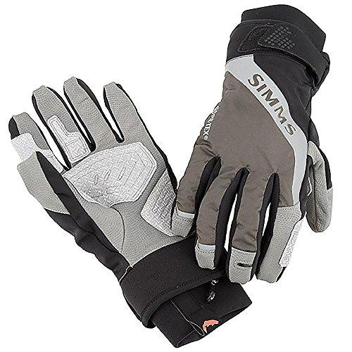 Simms Handschuhe G4, Herren, grau, Medium