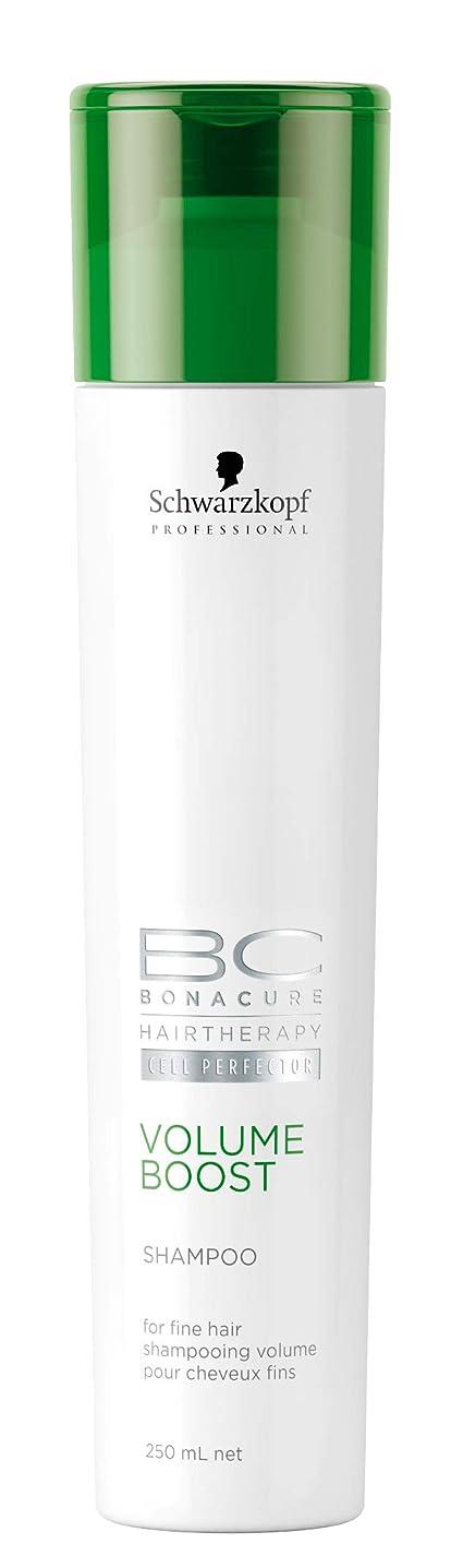 測るブラジャー早めるシュワルツコフ BC ボリュームブーストシャンプー(細い髪用) 250ml [海外直送品]