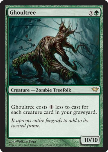Magic: the Gathering - Ghoultree (115) - Dark Ascension