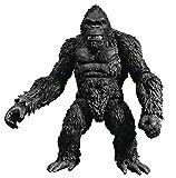 Mezco Toys King Kong of Skull Island Actionfigur, 17,8 cm, Schwarz / Weiß