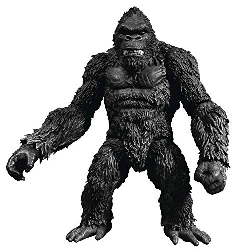 King Kong Of Skull Island PX 7 Action Figure B&W Version
