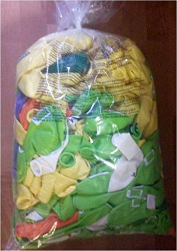 Ballonservice 1kg Luftballons für Party, Raumbefüllung Hochzeitsspaß Polterabend Fehldrucke
