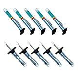 GODESON 88702 Smart Color Coded Tire Tread Depth Gauge (10 Pack)