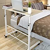 Couch Table, Height Adjustable Over Bedside Home Desk Laptop Computer...