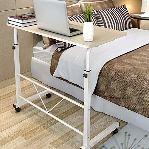 Couch Table, Height Adjustable Over Bedside Home Desk Laptop Computer Desk Medical Overbed Side...