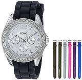 XOXO Women's XO9028 Watch Set with Seven...
