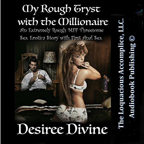 My Rough Tryst with the Millionaire audiobook cover art