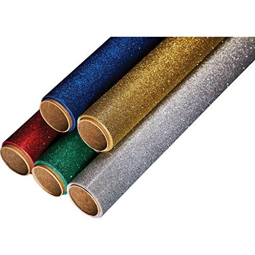SPRINGBOARD 10544Glitzer Display rolls-festive