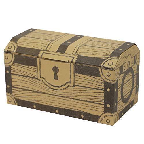 アースダンボール 宝箱ダンボール 60サイズ ギフトボックス 5枚 【0367】