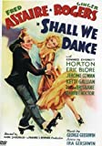 DVD cover: Shall We Dance