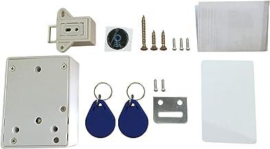 Deurslot Invisible Lock Smart Cabinets voor laden schoenenkasten onzichtbare DIY-lade zonder perforate gat Smart Lock voor...