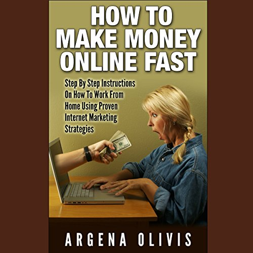 How To Make Money Online Fast audiobook cover art