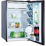 Avanti AVARM4416B Refrigerators, Glass Shelves, Door Freezer Compartment, Defrost, Energy Star, 4.4 cubic feet,Black