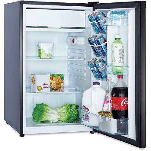 Avanti AVARM4416B Refrigerators, Glass...
