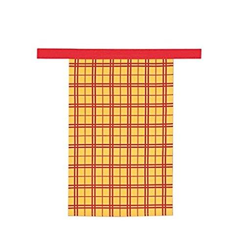 和装 前掛 (ポリエステル 丈60cm) もんぺ 袢天 和服