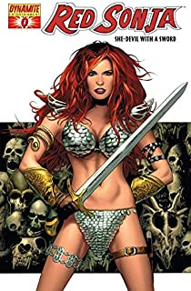 Red Sonja: She-Devil With a Sword #0 (Red Sonja: She-Devil With a Sword (2010-2013))