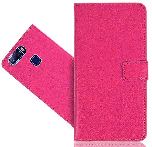 Leagoo S8 Pro Handy Tasche, FoneExpert® Wallet Case Cover Genuine Hüllen Etui Hülle Ledertasche Lederhülle Schutzhülle Für Leagoo S8 Pro