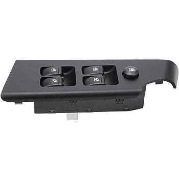 Amazon Com Power Window Master Control Switch For 09 11 Chevrolet Aveo Pontiac G3 202005158 Automotive