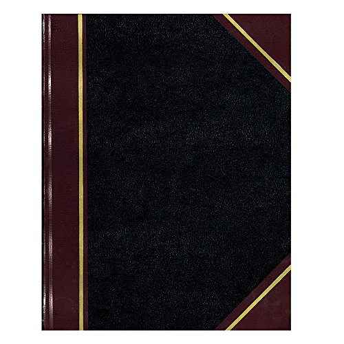 NATIONAL Brand Texhide Series Record Book, 10.375 x 8.375