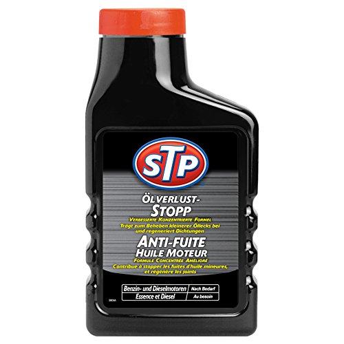 STP GST63300SW Ölverlust-Stopp, für Diesel- und Benzinmotoren, normale und synthetische Motoröle, 300 ml