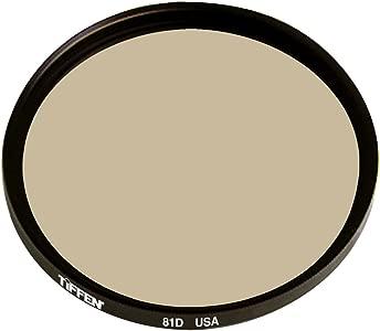 Tiffen 5581D 55mm 81D Filter...