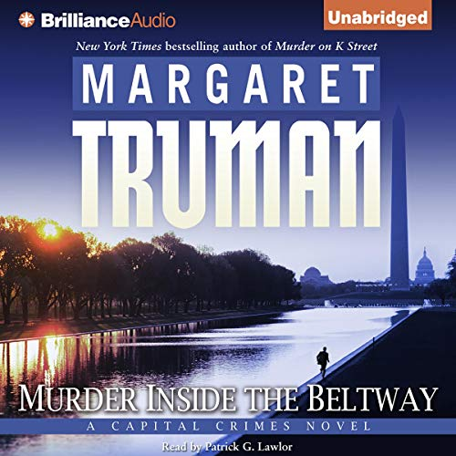 Murder Inside the Beltway audiobook cover art