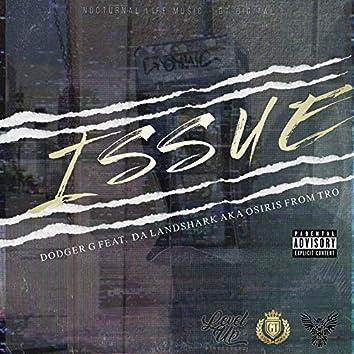 Issue (feat. Da Landshark)