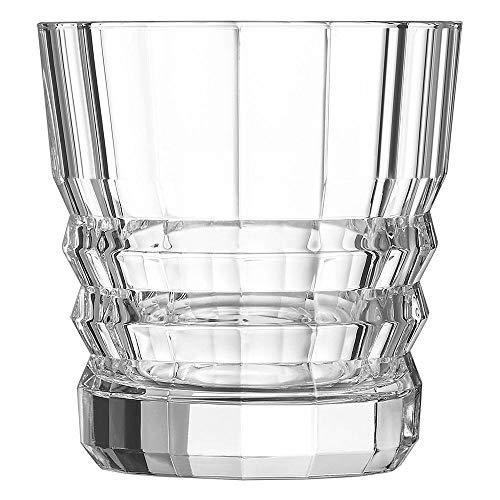 CRISTAL D'ARQUES L8148 Set de 6 Gobelets, Transparent