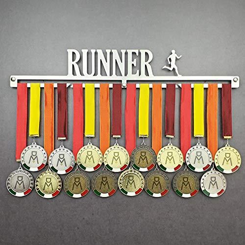 Runner - Medagliere da Parete Maschile - Porta medaglie...