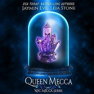 Queen Mecca audiobook cover art