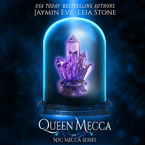 Queen Mecca audiobook cover art