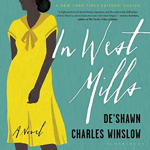 In West Mills audiobook cover art