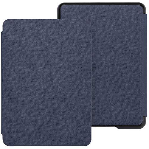 WALNEW AMAZON 2018 Kindle Paperwhite第十世代カバー ケース 2018キンドルペーパーホワイト専用ケース 2018 Kindle Paperwhite Newモデル(第10世代 Model NO. PQ94WIF) に適応 オードスリープ マグネット付き