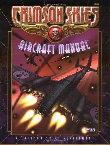 Crimson Skies: Aircraft Manual