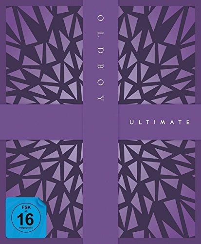 Oldboy - Ultimate Edition (+ DVD / + Bonus-Blu-ray / + CD-Soundtrack) [Limited Edition] [Alemania] [Blu-ray]